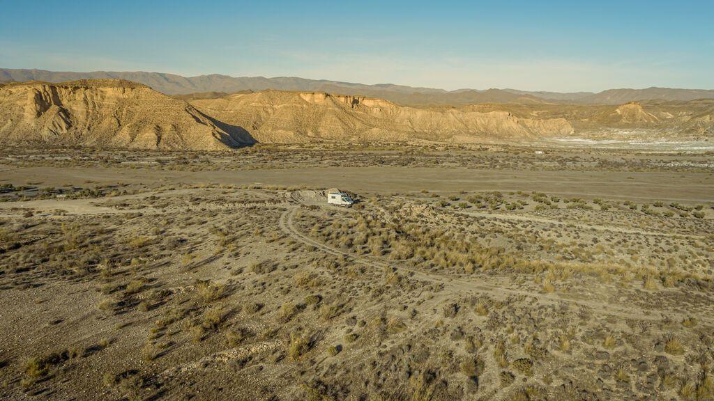 Estas son las zonas de España en peligro de desertificación