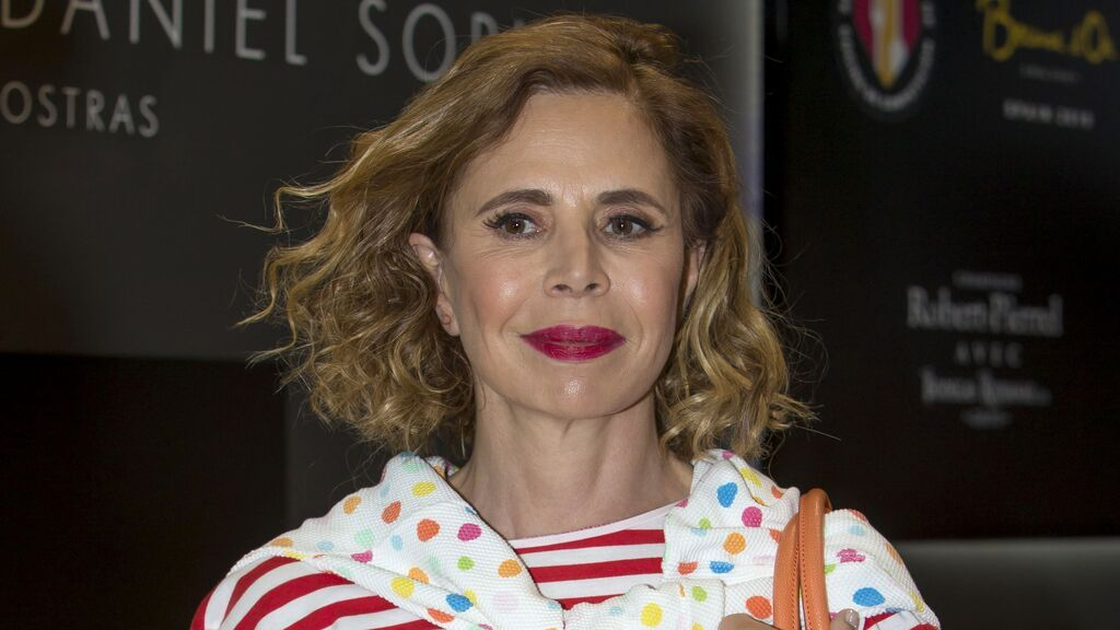 """Ágatha Ruiz de la Prada, """"harta"""" de los hombres: """"Cuando conocí a Luismi estaba muertecita de hambre"""""""