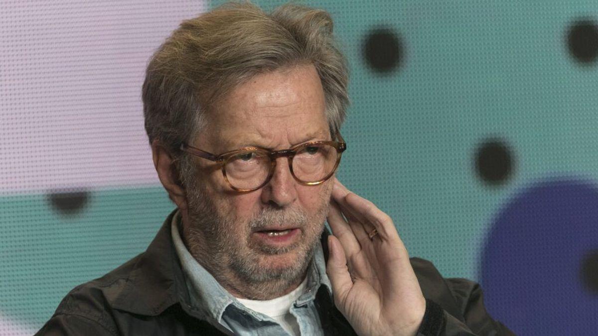 El Bosé de USA:  por qué los amigos de Eric Clapton ya no quieren saber nada de él