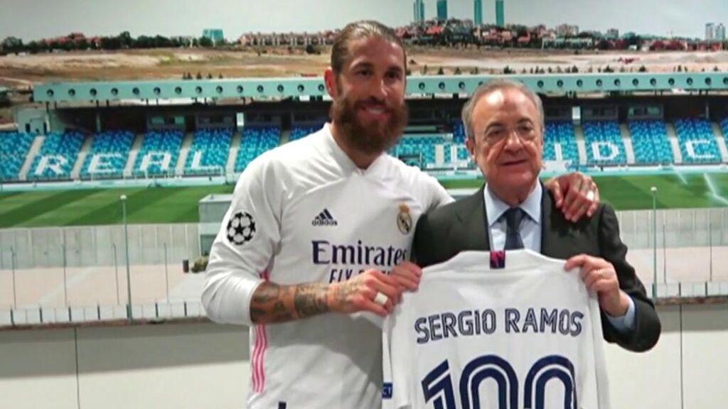 Sergio Ramos se despide del Real Madrid tras 16 temporadas y 22 títulos