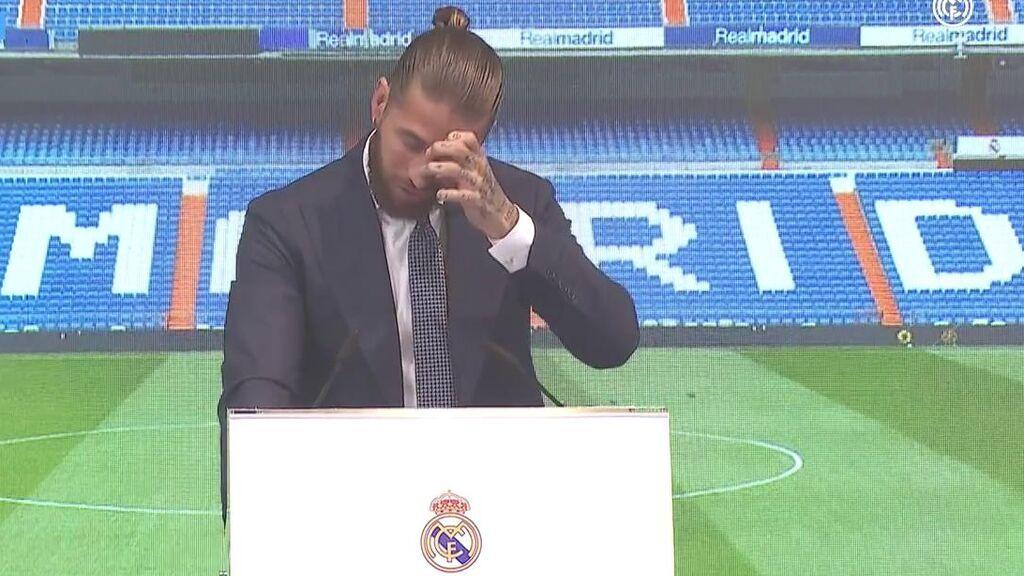 Discurso de Sergio Ramos