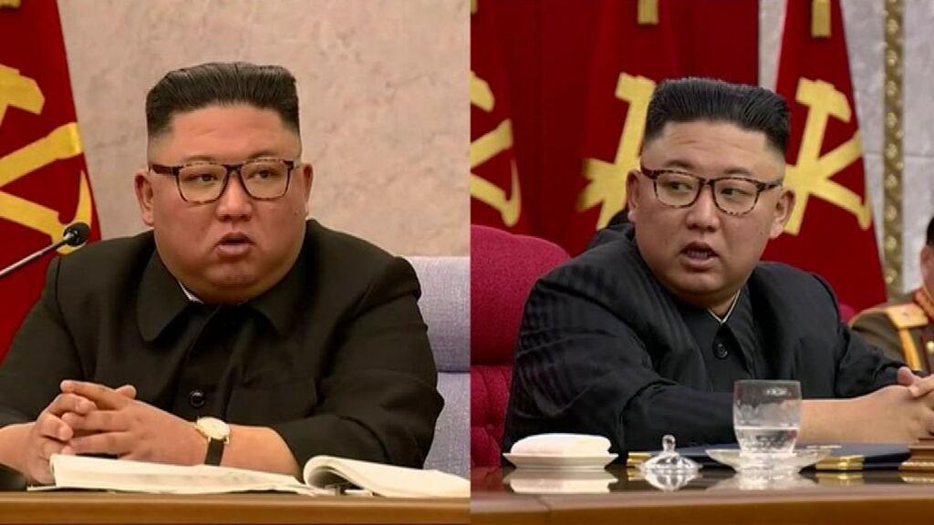 Kim Yong Un pérdida de peso