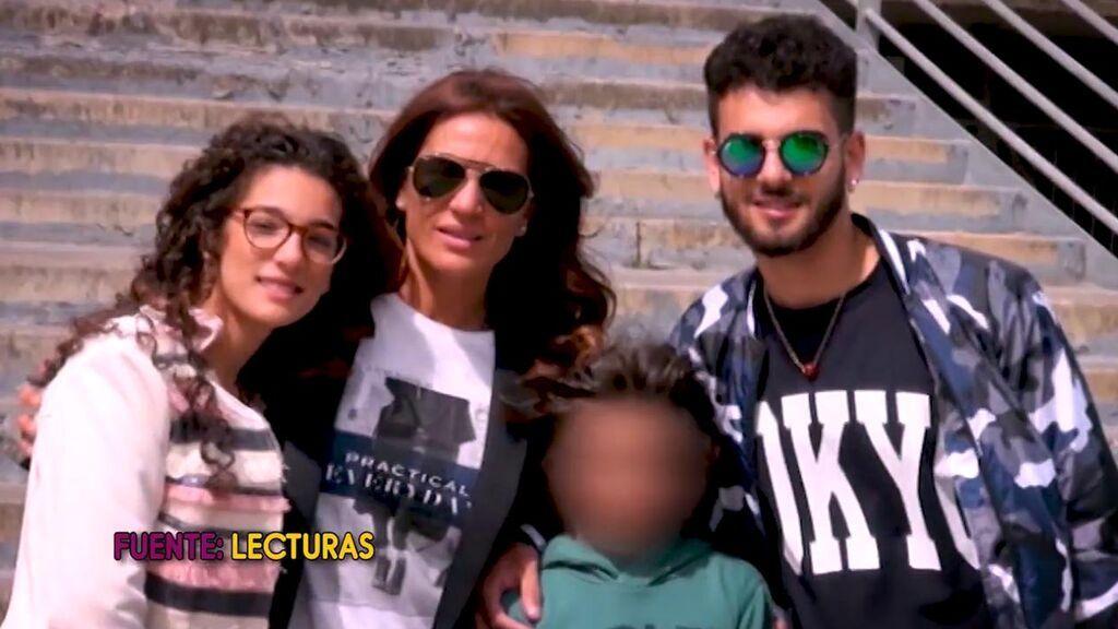 """Los hijos de Raquel Bollo, Manuel y Alma Cortés, rompen con sus respectivas parejas: """"No tiene problemas para ver a su nieta"""""""