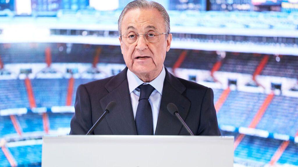BORRADOR Florentino Pérez: