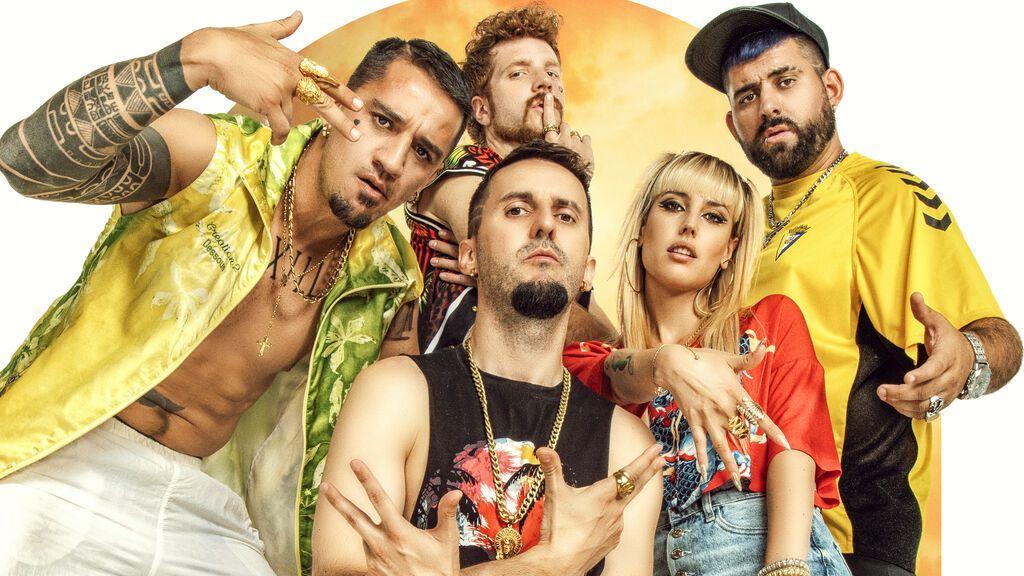 Los 8 personajes clave de 'Operación Camarón': desde Sebas hasta Fotoshó