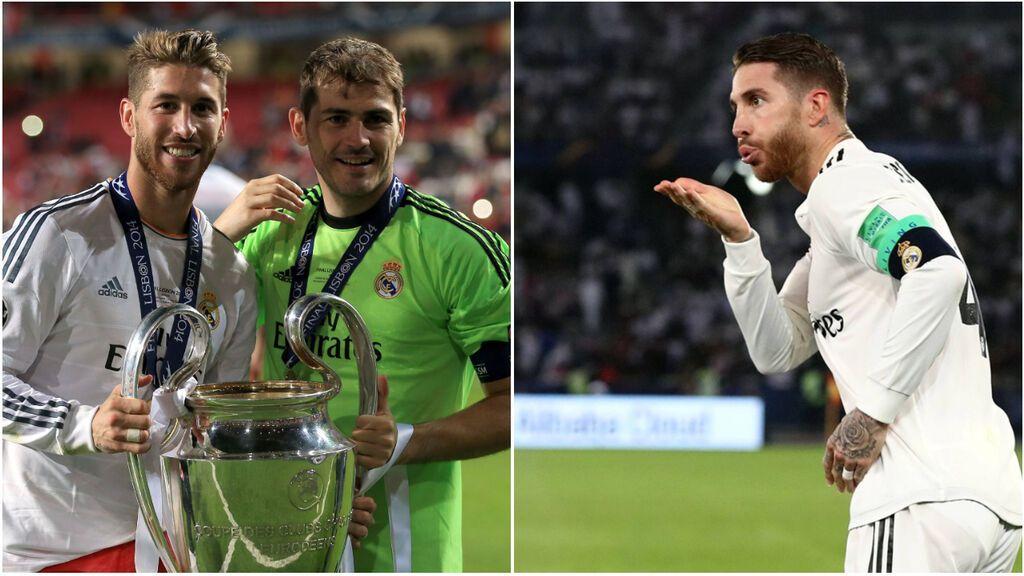 """El mundo del fútbol se despide de Sergio Ramos tras su marcha del Madrid: """"Serás siempre una leyenda"""""""
