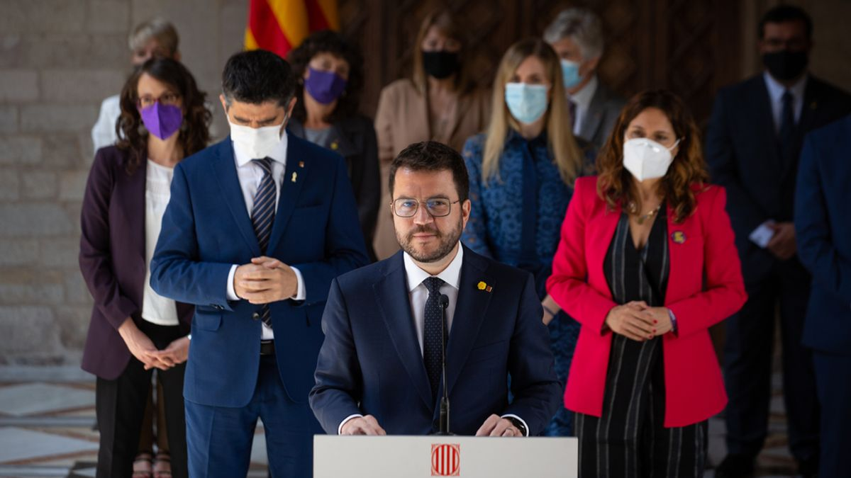 La Generalitat no prevé enviar a ningún miembro del Govern al acto de Sánchez en Barcelona