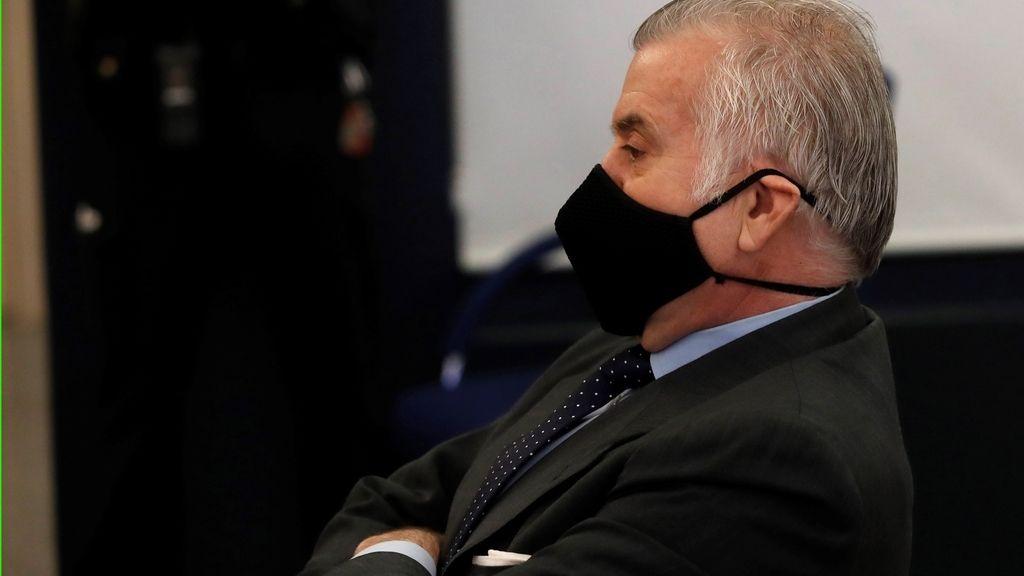 """Bárcenas trasladó al juez sus sospechas de que lo envenenaron en la cárcel porque le dio una alergia """"brutal"""""""