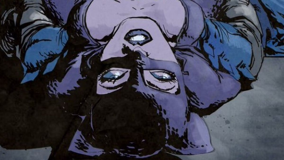 Catwoman, en la imagen compartida por Zack Snyder