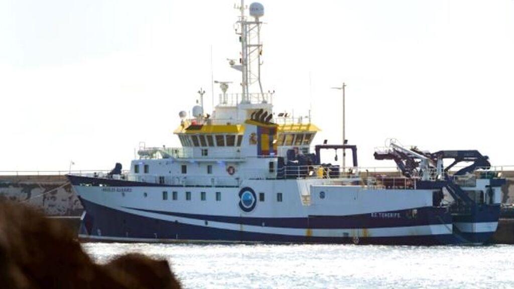 El Cabildo de Tenerife propone utilizar el submarino privado 'Piscis VI' en la búsqueda de Anna y Tomás Gimeno
