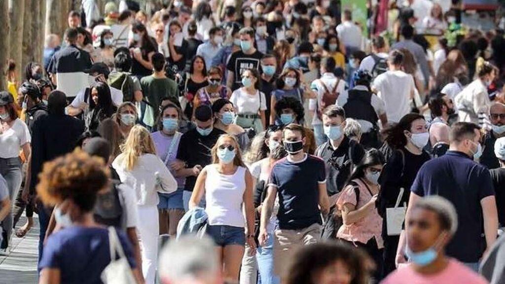 Andalucía seguirá recomendando las mascarillas en exteriores, a pesar de lo que decida el Gobierno