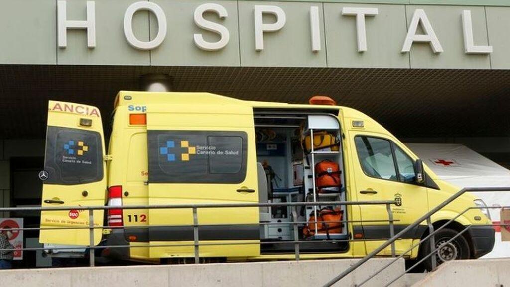 Muere una mujer de 70 años en un hospital de Lanzarote tras permanecer ingresada por covid desde enero