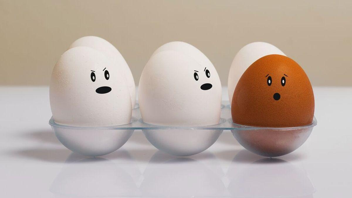 El truco infalible para saber si un huevo está podrido.