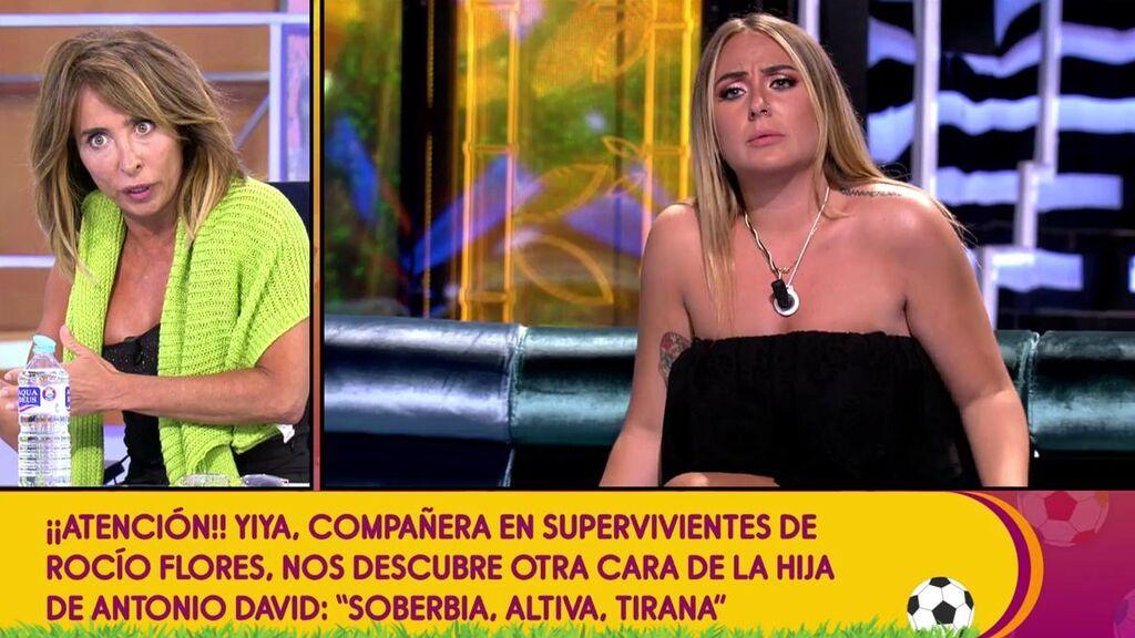 """¿Qué pasó tras las cámaras en 'Supervivientes' con Rocío Flores?: """"Fue maleducada, insolente y dictatorial"""""""