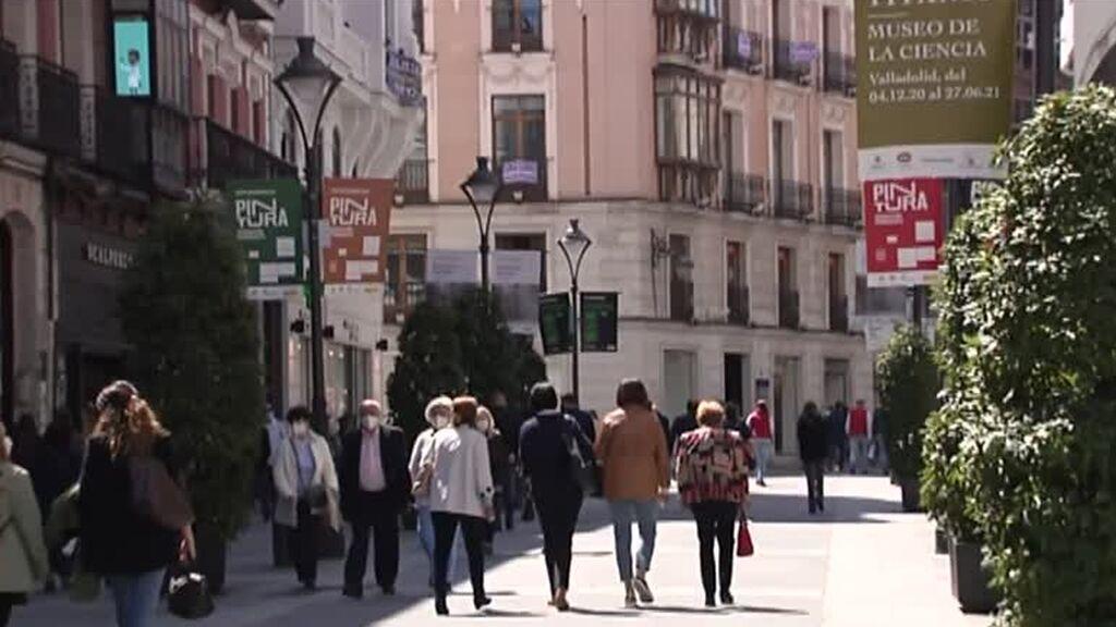 La situación epidemiológica continúa a la baja en España