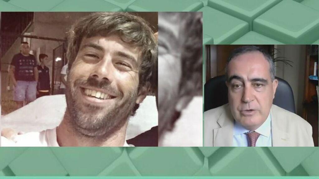 """La hermana de Tomás Gimeno es abogada: """"Es un gran disgusto para todos"""""""