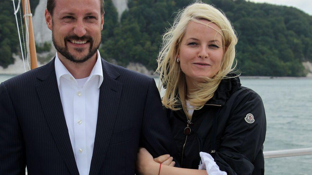 Haakon y Mette-Marit de Noruega, en una imagen de archivo