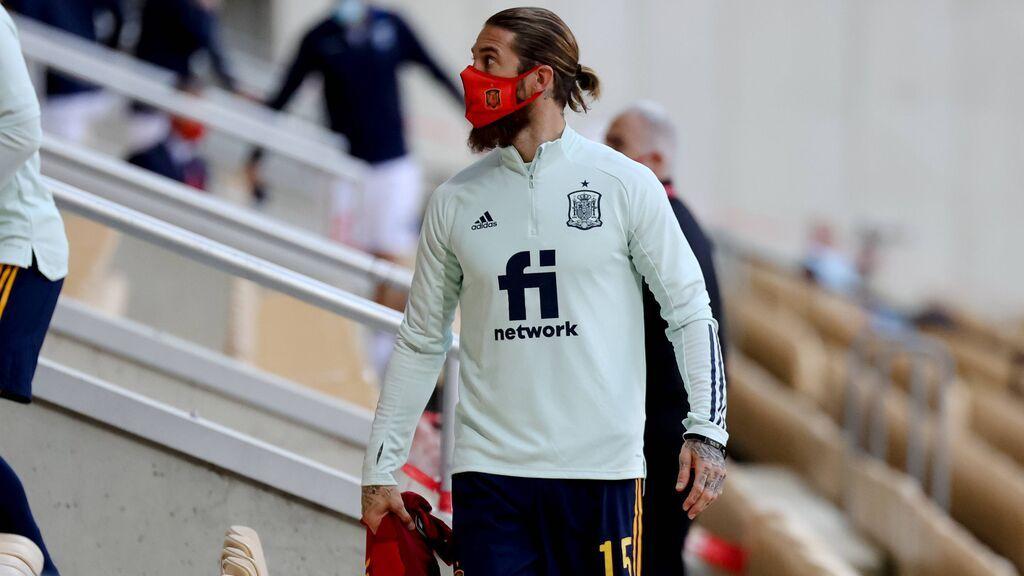 """Sergio Ramos peleará por estar de nuevo en la Selección: """"Lucharé por estar en mi mejor nivel"""""""