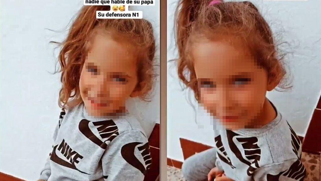 """La hija de José Fernando y Mixu tiene """"papitis"""": el tierno vídeo defendiendo a su padre"""