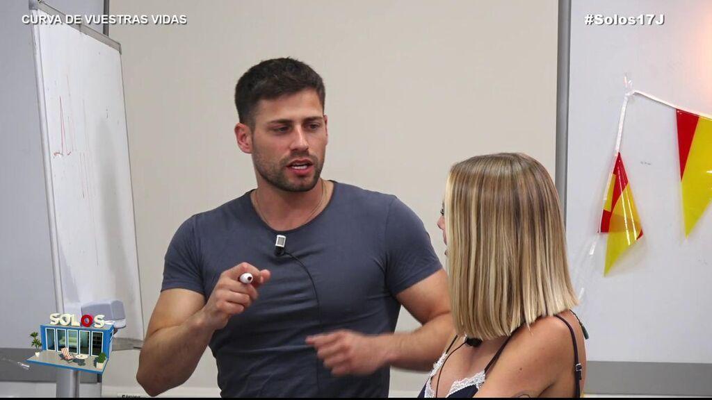"""Albert le cuenta a Danna Ponce el bullying que sufrió de pequeño: """"Siempre me pegaban entre cinco"""""""