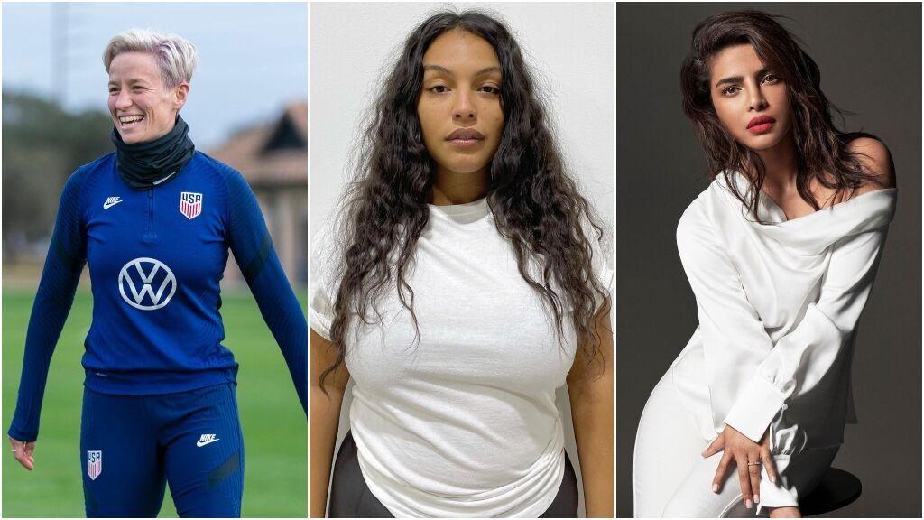 Megan Rapinoe, Priyanka Chopra o Paloma Elsesser: las 7 mujeres activistas que abren una nueva etapa sin ángeles en Victoria's Secret