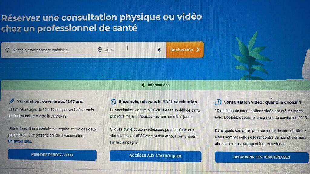 Francia está vacunando a los españoles que lo soliciten sin problemas