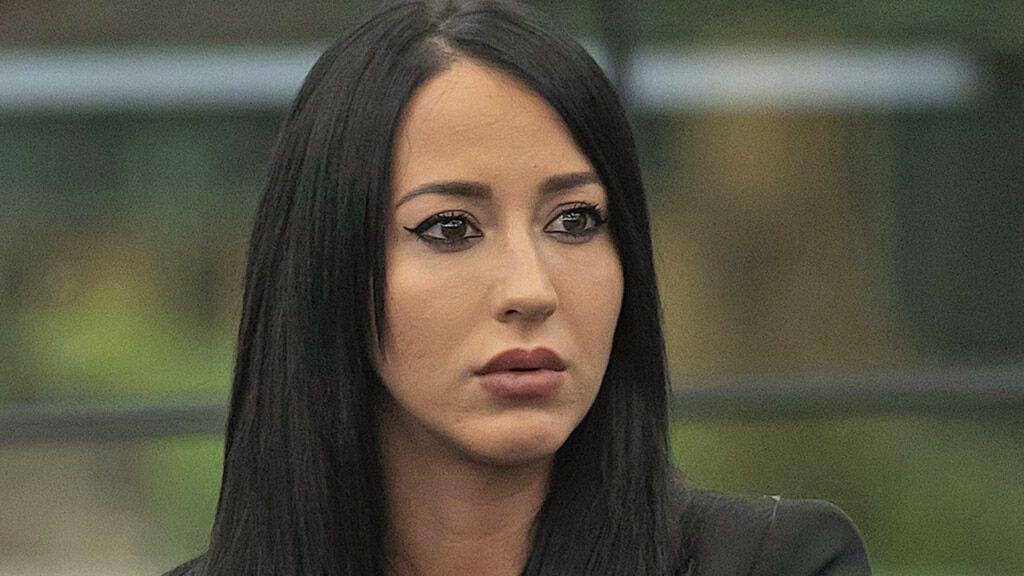Aurah Ruiz reacciona al ver las fotos de Jesé Rodríguez con una joven desconocida en Ibiza