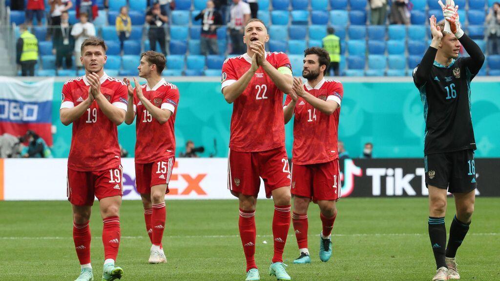 Rusia - Dinamarca