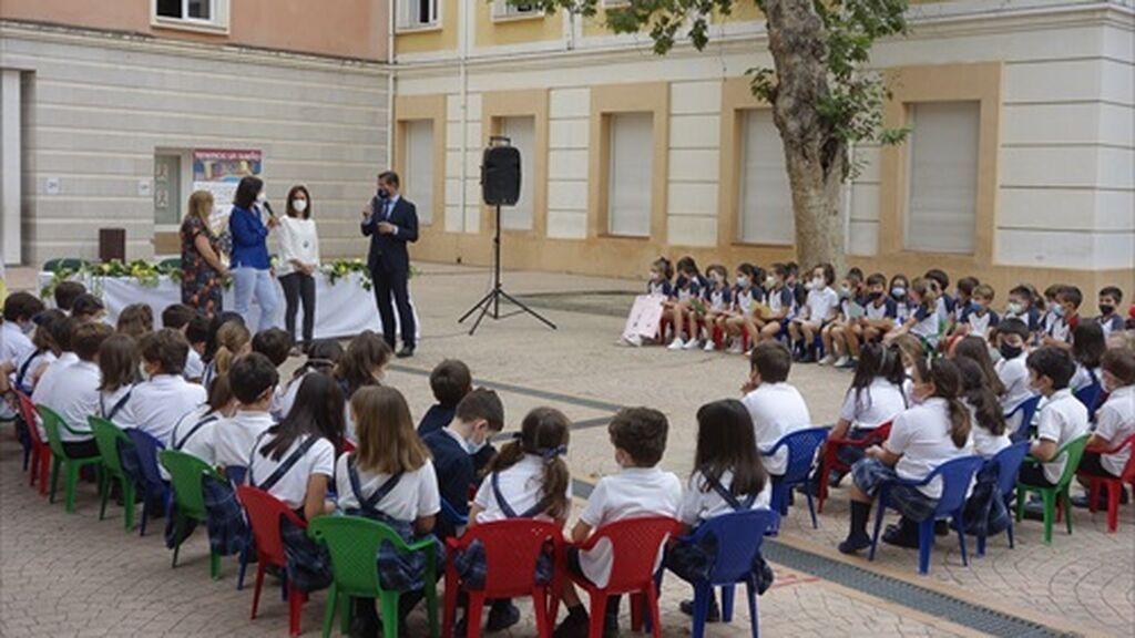 Calendario del curso escolar 2021-2022 en Granada