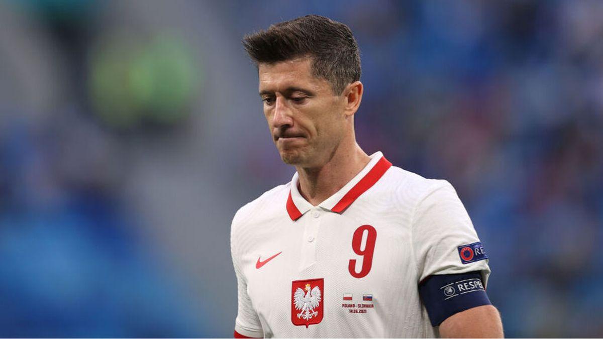 Robert Lewandowski, la amenaza polaca que apunta a la Roja