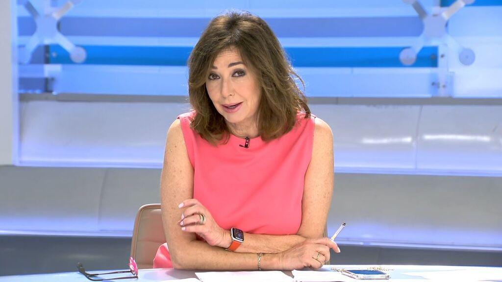 Ana Rosa confiesa por qué no aceptó el cheque bebé de Zapatero