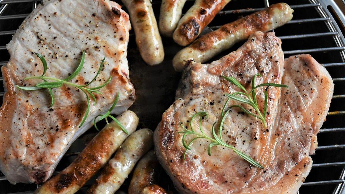 Así es el proceso y los ingredientes que se usan al fabricar la carne 3D