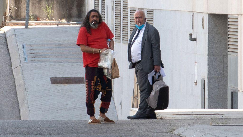 """El Cigala se disculpa por decir que """"las mujeres siempre quieren dinero"""""""
