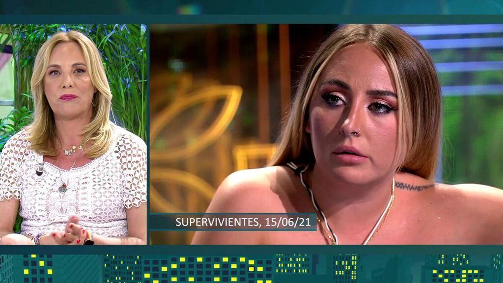 Belén Ro responde a Rocío Flores