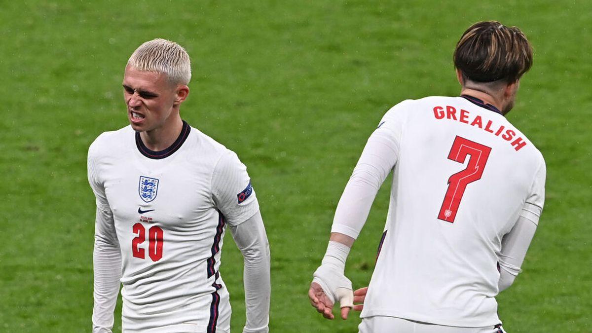 Inglaterra – Escocia: minuto a minuto el 0-0 del partido del 'morbo'