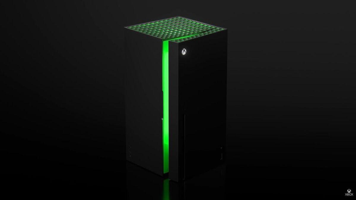 ¿Qué es y cómo funciona la Xbox Mini Fridge?
