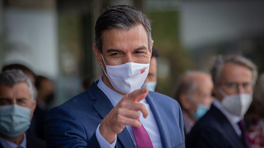 Sánchez escenifica con un gran acto en Barcelona la inminente aprobación de los indultos