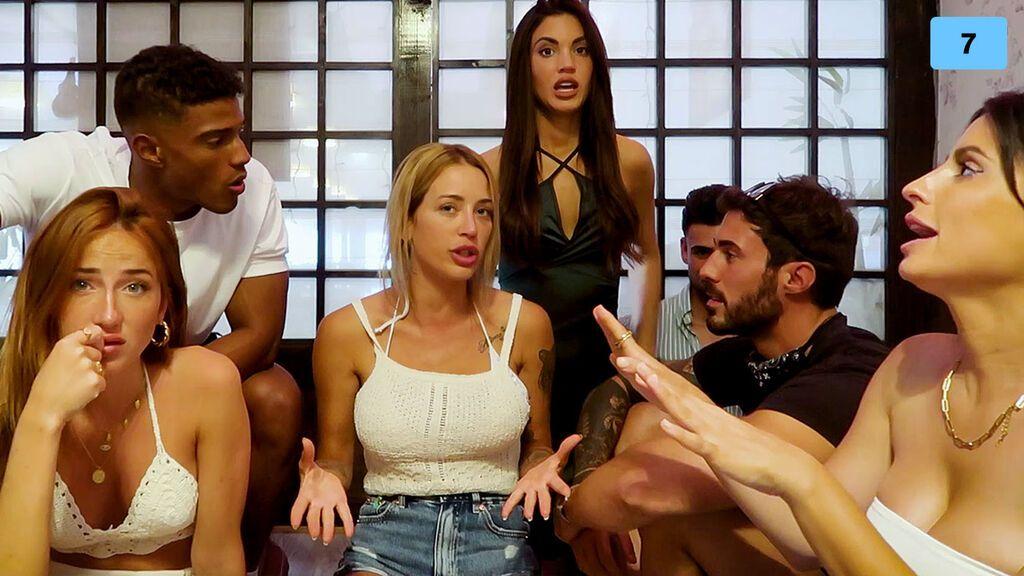 Mayka Rivera tiene una bronca con Alejandro Bernardos y aclara por qué ya no vive con Dorothy (1/2)