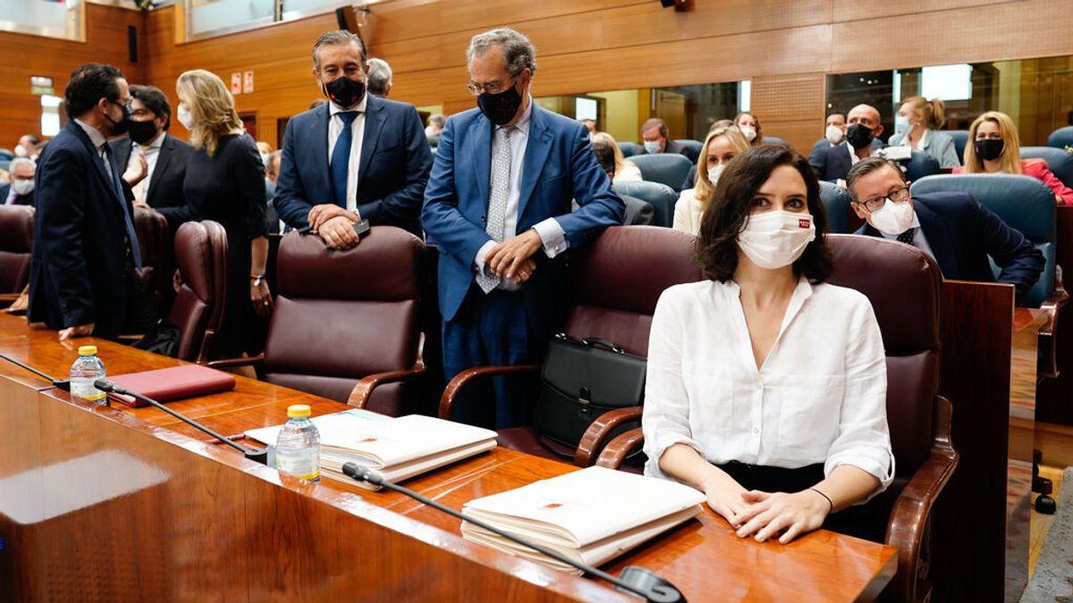 Isabel Díaz Ayuso anuncia su gobierno compuesto por nueve consejerías