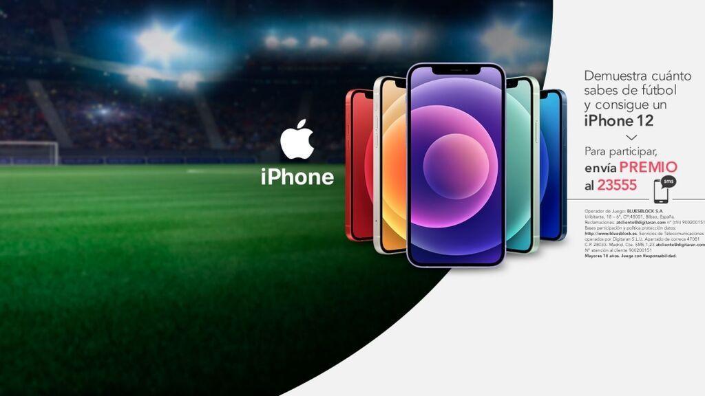 concurso iphone12