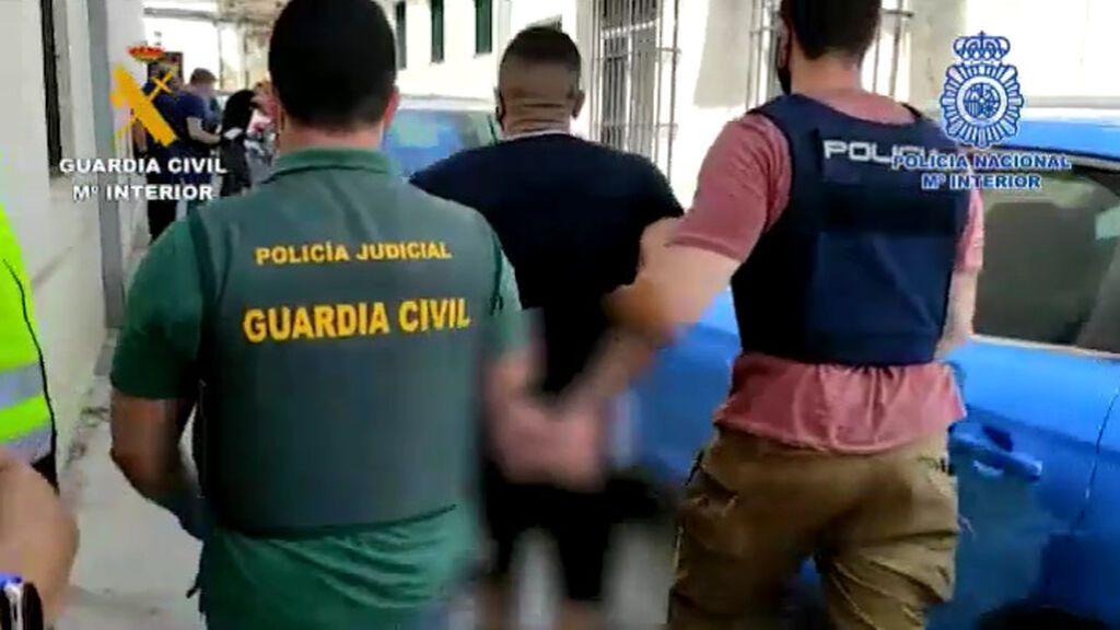Cae en Sevilla una violenta organización criminal dedicada al cobro de deudas