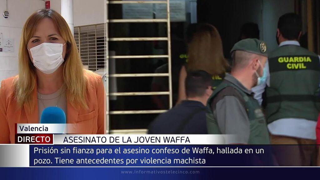 Prisión provisional sin fianza para el presunto homicida de Wafaa Sebbah