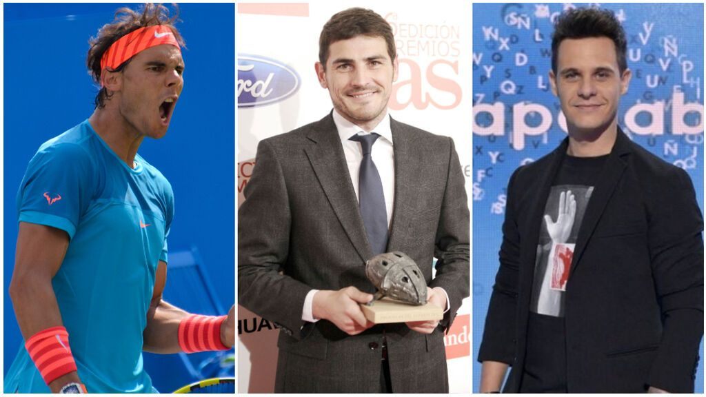 De Rafa Nadal a Iker Casillas y Christian Gálvez: estos son los famosos que se han hecho un injerto capilar y dijeron 'adiós' a la calvicie.