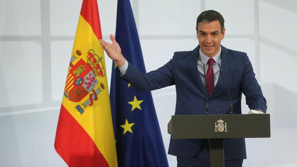 Sánchez anuncia que se vacunará a los alumnos de ESO y Bachillerato dos semanas antes del inicio de curso