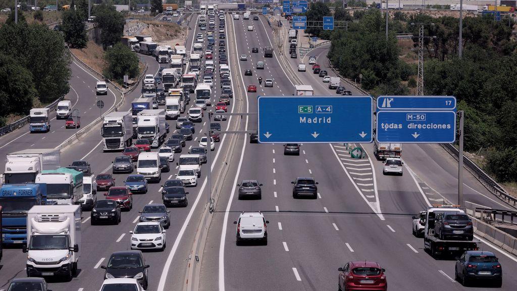 Tráfico.- Dos fallecidos en las carreteras este fin de semana