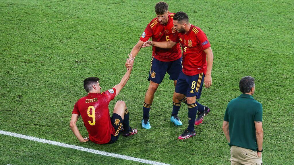 Luis Enrique, decepcionado y defraudado con varios de sus jugadores