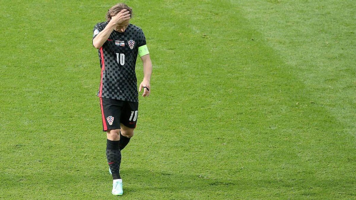 Croacia – Escocia: los de Luka Modric se la juegan el martes 22 de junio a las 21.00h en Be Mad y mitele.es