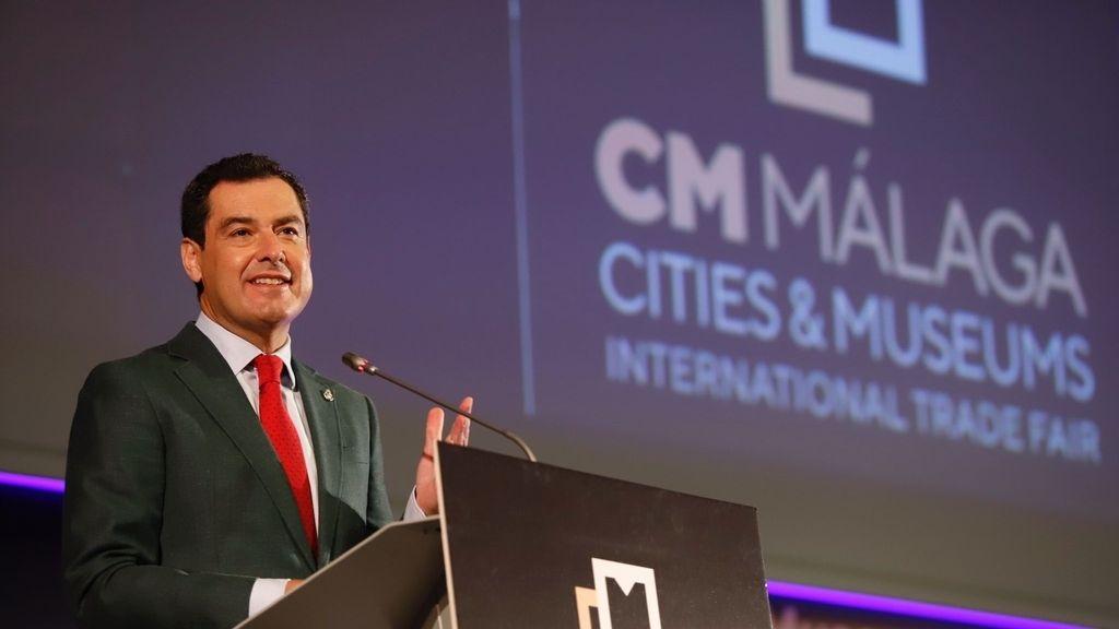 """Moreno dice que la cultura es """"bien de primera necesidad"""" y anima a museos a adaptarse usando tecnología e innovación"""