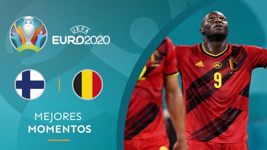 Bélgica gana a Finlandia y complica las opciones de los finlandeses de pasar a octavos (0-2)