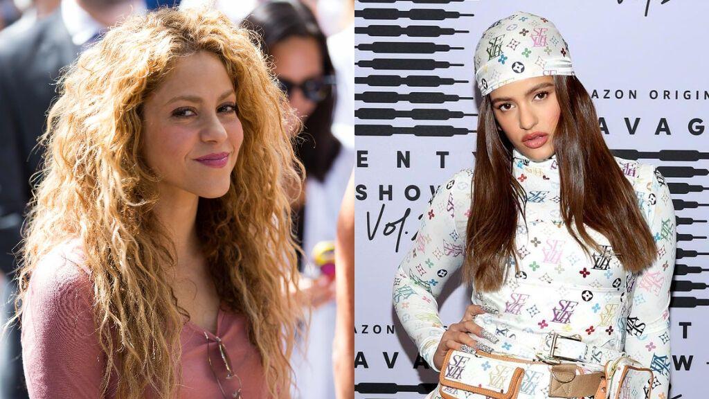 """Los fans piensan que Shakira y Rosalía están preparando una colaboración para este verano: """"Se viene temazo"""""""